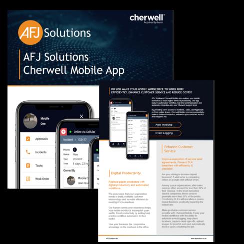 AFJ Mobile App